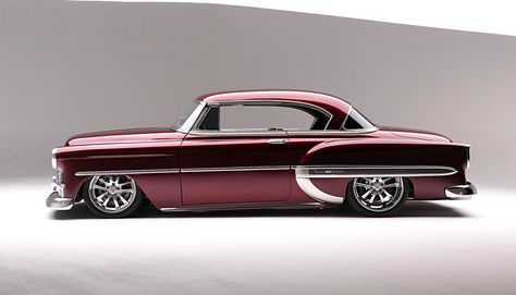 The McNeal Bel Air: Four Decades…Four Rebuilds…Endless Memories - Hot Rod Network