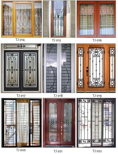Modern Window Grill Design Catalogue 2018 Home Window Grill