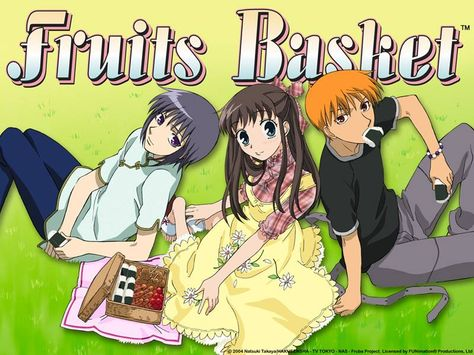 All month long the Gambrell Teen Center is showing Fruits Basket to celebrate Japan's influence on pop culture