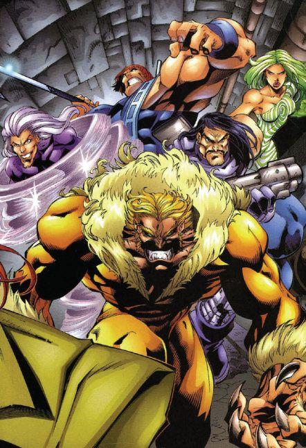 Marauders (Marvel) | Villains Wiki     | Teams/Team-Ups