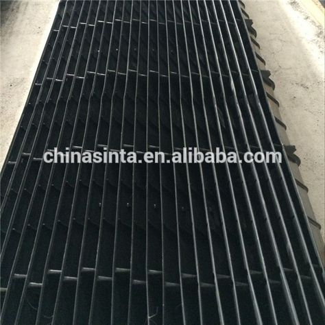 Blade Type Cellular Type Cooling Tower Drift Eliminators Cooling Tower Blade Type