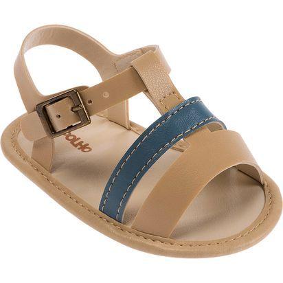 sandalia infantil pimpolho | Pimpolhos, Sandálias de bebê