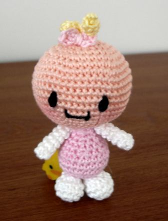 Free! - Click on the free patterns tab at the top of the page for the Karla Doll pattern
