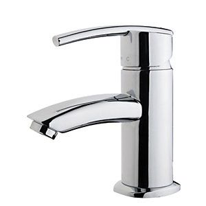 Wickes Versaille Basin Mixer Tap Chrome Basin Mixer Taps Basin Mixer Mixer Taps