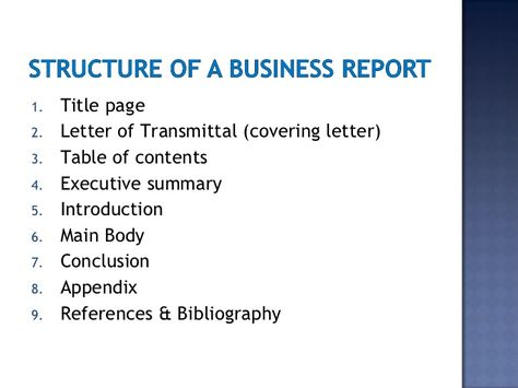 business report writing gallery images for executive summary - exec summary example