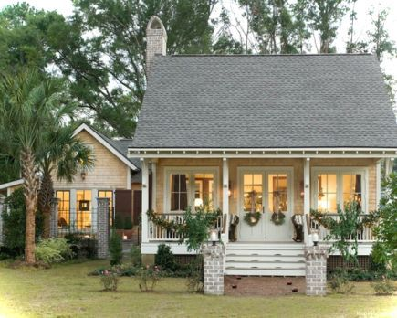 Gorgeous 16 Small Cottage House Exterior Design Ideas Cute Small Houses Southern Living House Plans Cottage Homes