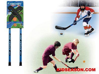 Kidseason Toys Sport Toys Ball Set Kids Plastic Ice Hockey Toys Play Set China Sports Toys Hockey Toys Sports