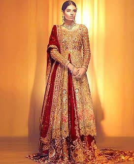a9791ea2d6 D6816 Urobilin Sangria Freesia Pakistani Wedding Dresses Buffalo New York  USA Floor Length Lehenga Wedding