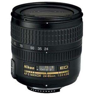 Nikon Af S Nikkor 24 85mm F 3 5 4 5 G Ed If Af Lens 67 Best Digital Slr Camera Dslr Lenses Digital Camera Photography