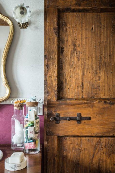 Antica Porta Interna Casa Mia Legno Porte In Legno E