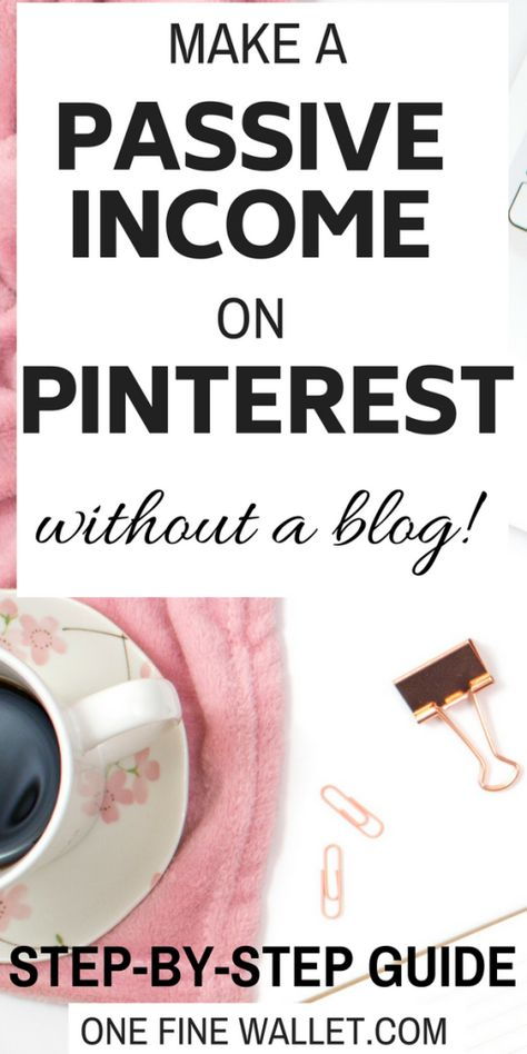 How to rock affiliate marketing on pinterest and make money without a blog. A step by step guide that will help you make money online with pinterest #pinteresttips #affiliatemarketing #makingmoney #makemoneyonline