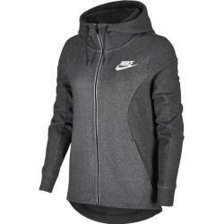 Nike Damen Sweatjacke Advance 15 Grosse S In Dunkelgrau Grau Weiss Grosse S In Dunkelgrau Grau In 2020 Nike Women Fashion Nike