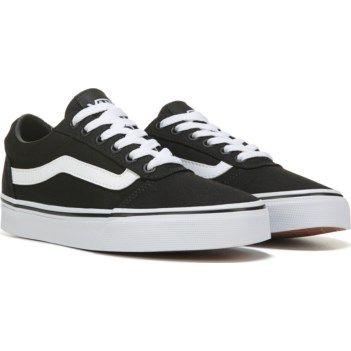 Vans Women's Ward Low Top Sneaker at