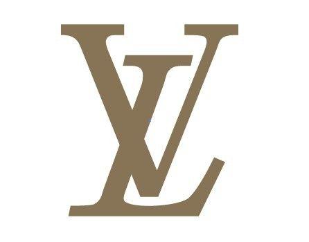 Louis Vuitton Lv Nail Decals Classic Monogram