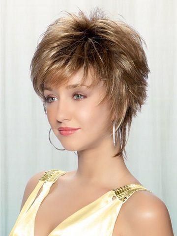 Fraulich Frisuren Fur Die Frau Haarschnitt Kurz Kurzhaarfrisuren Langhaarfrisuren