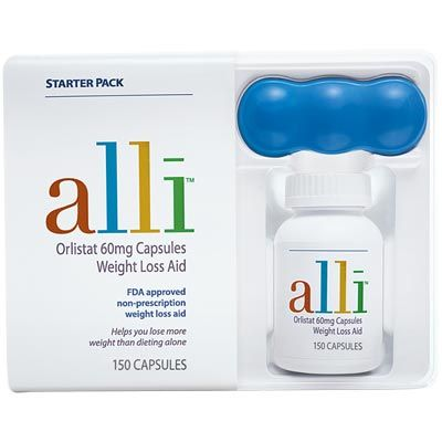 Alli The Only Fda Approved Otc Weight Loss Aid Find Out More