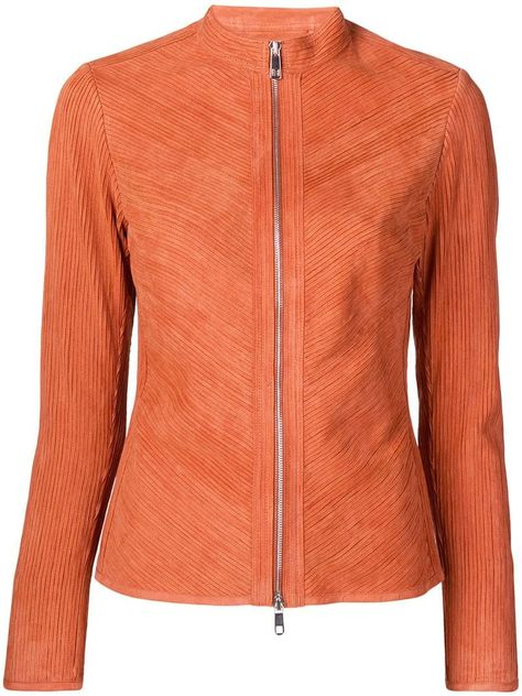 Orange Suede Jackets – All Clothing and Fashion