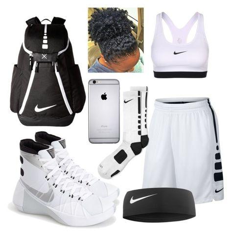 Basketball practice – Sport is lifre Nike Outfits, Tomboy Outfits, Swag Outfits, Athletic Outfits, Athletic Wear, Jordan Outfits, Workout Outfits, Basketball Shorts Girls, Basketball Tricks