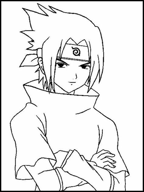 die 12 besten bilder von sasuke uchiha ausmalbilder zum