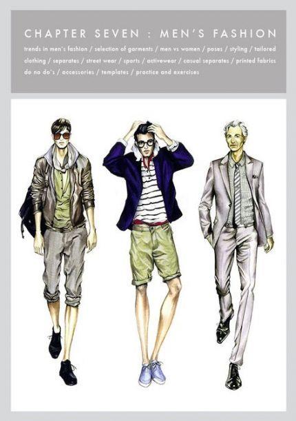 Fashion ilustration sketches male 57 ideas