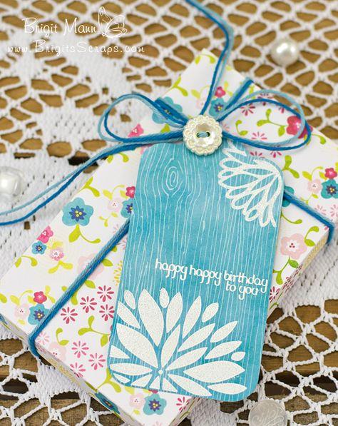 Happy Happy Birthday To You! Trendy Twine, Fiskars Fuse, Echo Park Paper, Jaded Blossom, Lori Whitlock.