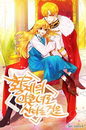 Living As The Emperor's Fiancé | Anime/ Manga 21 | Manhwa manga
