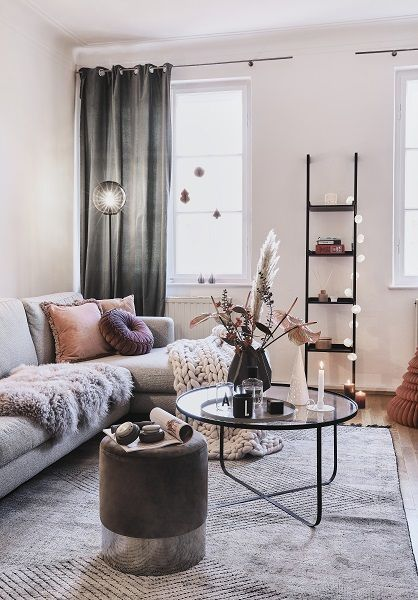 Samt Hocker Harlow Wohnung Einrichten Wohnung Einrichten Ideen