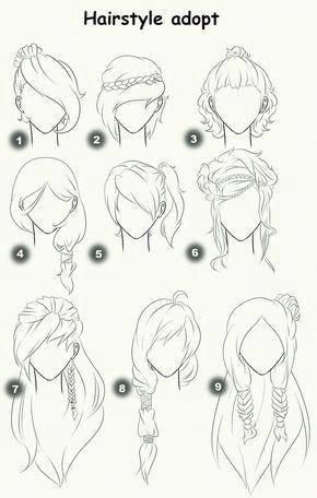 4 Astounding Tricks Bangs Hairstyles Wispy Shag Hairstyles How To Middle Aged Women Hairstyles Sh Hairstyles With Bangs How To Draw Hair Drawing Hair Tutorial