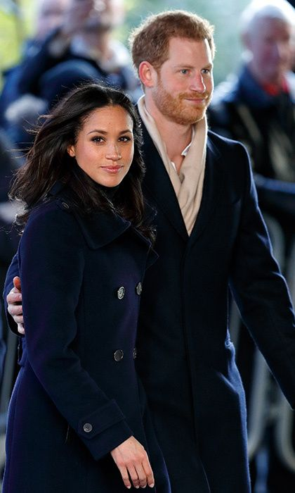 Meghan Markle Christmas.Prince Harry And Meghan Markle To Spend Christmas With The