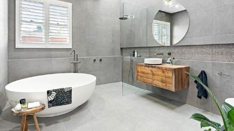 The Block 2017 Houses Hit The Market In Elsternwick The Block Bathroom Amazing Bathrooms House