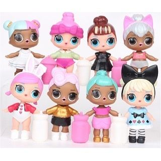 Can You Name All Lol Surprise Dolls Which Is Your Favorite Lolsurprise Lolsurprisedolls Lolsurpriseparty Lolsurp Lol Dolls Baby Xmas Gifts Kids Toy Gifts
