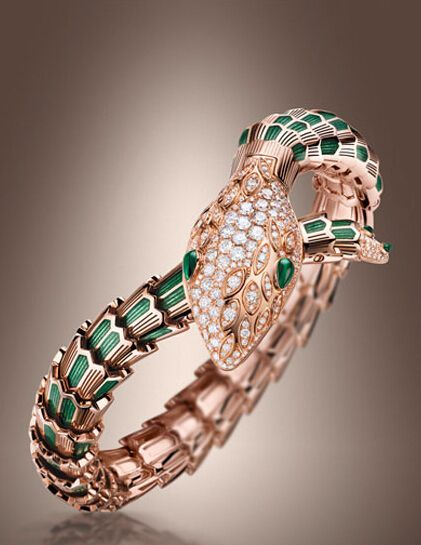 9d9a2310e1090 Pin by Bernie Lee on Snake jewelry in 2019 | Jewelry, Bulgari jewelry, Snake  jewelry
