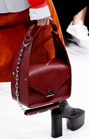 3b855e48d7 Fall/ Winter 2018-2019 Handbag Trends | Handbag Colour Trends Fall ...