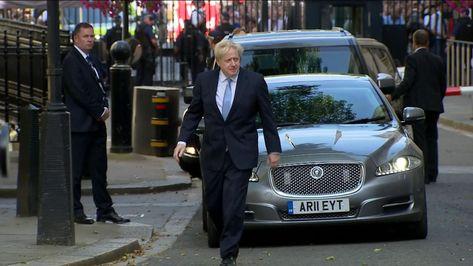 Britons pessimistic about future under Boris Johnson - Sky Data poll