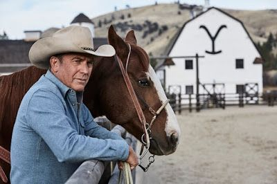 Yellowstone Series Trailers Clips Featurette Images And Poster Yellowstone Series Yellowstone Kevin Costner