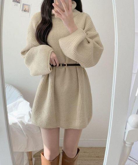 Woman soft clothing inspiration stylish autumn 2020 sweet korean amazon tiktok highschool