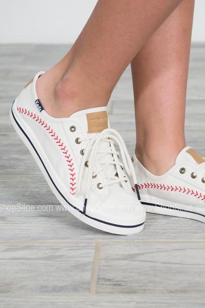 Keds Kickstart Baseball Shoes #ked