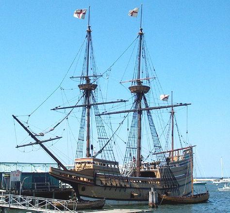Plymouth Mayflower II