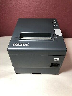 Lot Of 10 Micros Epson M244a Tm 88v Point Sale Printer Thermal Printer Epson