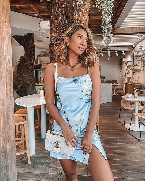 CONFESSION: we read your wish list! Modelled by our Queen@jessie_khoo  she slays the sugary sweet & BACK IN STOCK Lazy Afternoons Dress Blue- Available in all sizes!  #hellomolly . . #beachfashion #beachdress     Source by arsoclothes #beachdress Beachwear #brands #Clothing #Designer #Online #REVOLVE #Shop #Top