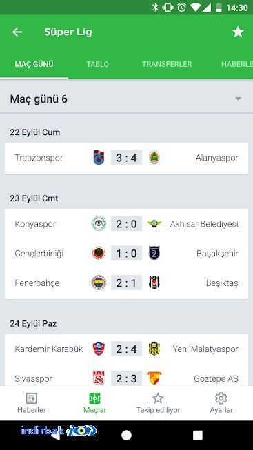 Onefootball-Live-Soccer-Scores 10 19 0 359 Live match results for