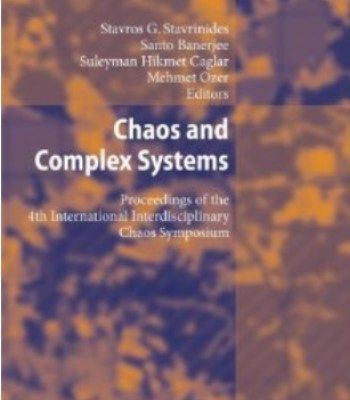 Chaos And Complex Systems Pdf Complex Systems Mathematics Pdf