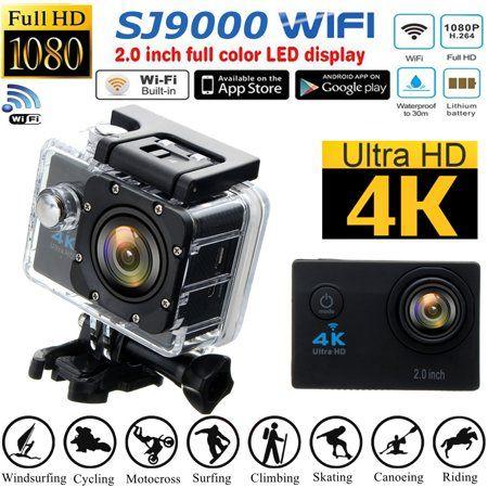 Electronics Camcorder Camera Wifi
