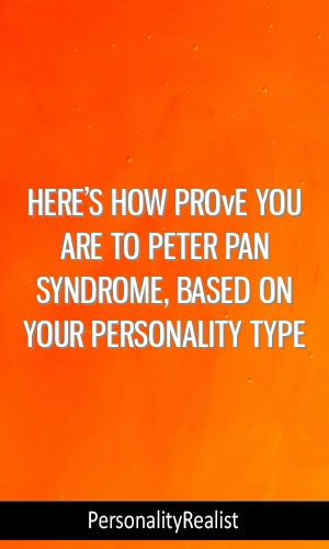 Peter Pan Syndrome Definition - Deiamada