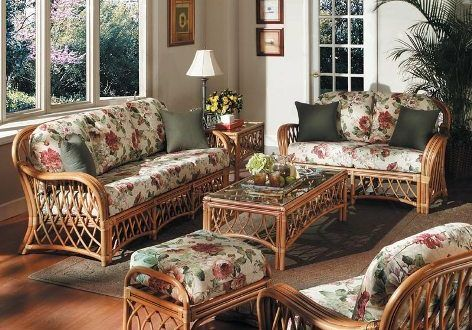 Beautiful Bermuda Wicker Living Room Set And Sunroom Pieces By South Sea Rattan |  Favorite Things | Pinterest | Wicker Furniture, Rattan And Sunroom