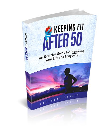 Fit After 50 Premium PLR Package | Senior Fitness For Over 50s PLR