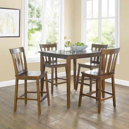 Home Counter Height Dining Sets Counter Height Kitchen Table Dining Table Chairs