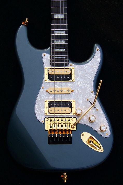 Haywire Custom Guitars offers Premium custom guitar mods and guitar neck shaving. Our custom guitars and basses are true players instruments. Guitar Body, Guitar Art, Music Guitar, Cool Guitar, Playing Guitar, Guitar Neck, Eric Johnson, Keith Richards, Iron Maiden