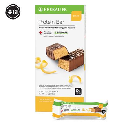Advertisement Herbalife Protein Bar Support The Weight Management Citrus Lemon 14 Bars Per Box In 2020 Herbalife Protein Bars Herbalife Herbalife Protein