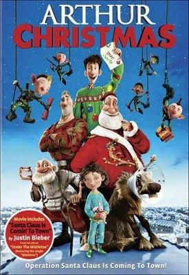Arthur Christmas Dvd Best Christmas Movies Arthur Christmas Holiday Movie
